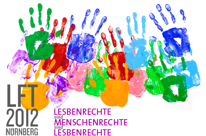 LesbenFrühlingsTreffen LFT Nürnberg 2012