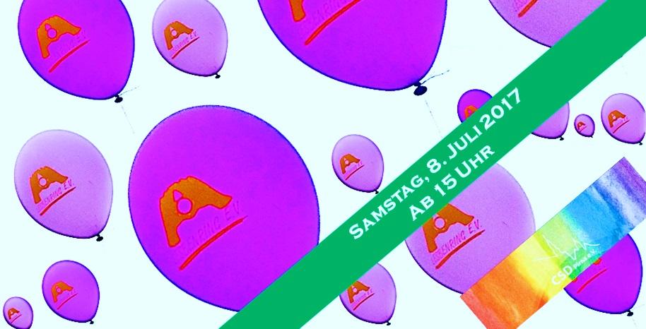 Mach mit! Sichtbarkeit und lesbische Vielfalt! Aufruf zum CSD in Pirna!