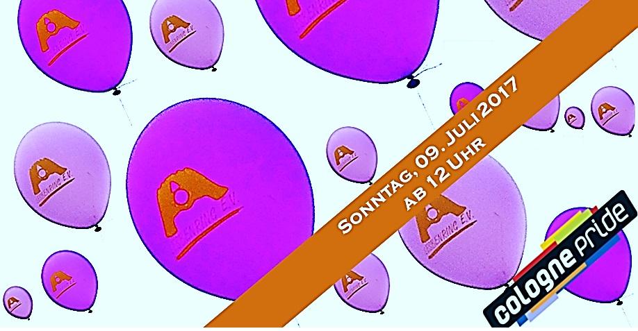 Mach mit! Sichtbarkeit und lesbische Vielfalt! Aufruf zur CSD DEMO in Köln!